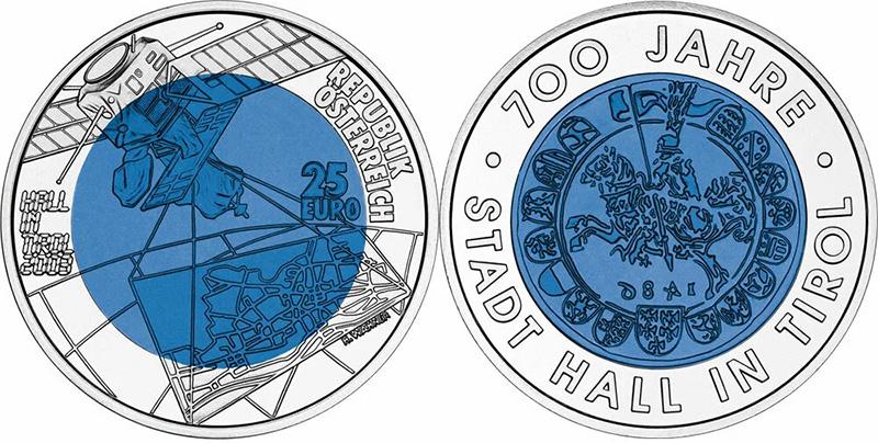 25 евро 2003 года