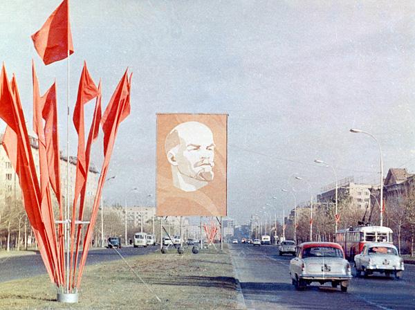 Торжества в Москве