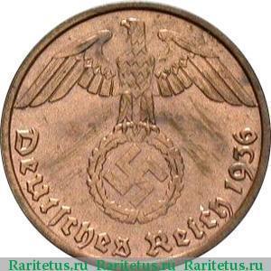 Стоимость монет гитлеровской германии 2 копейки 1973 года цена ссср
