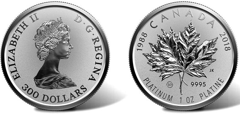 300 долларов Канады