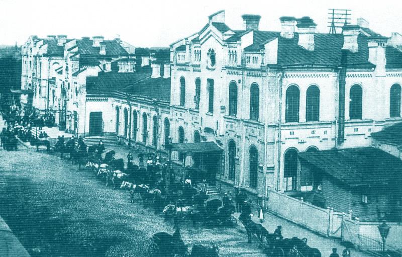 Здание монетного двора