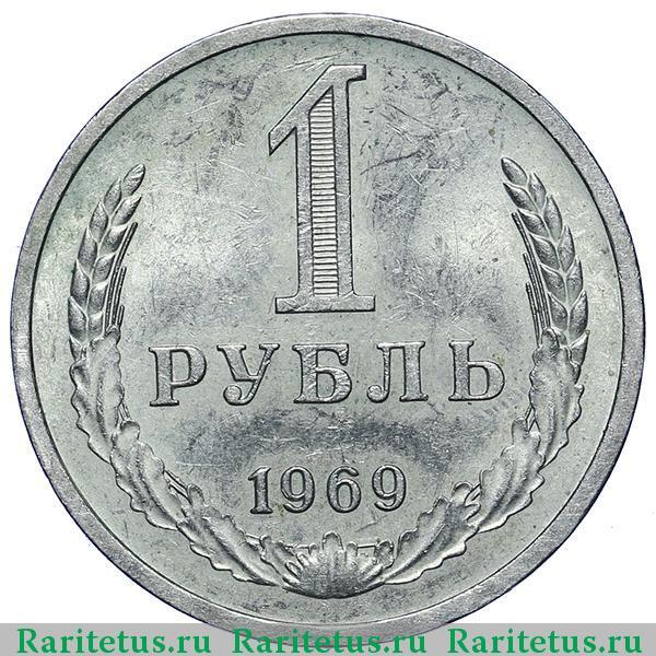 1 рубль 1968 года цена 50 копеек 2007 украина