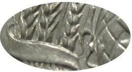 Деталь монеты 20 копеек 1990 года  перепутка