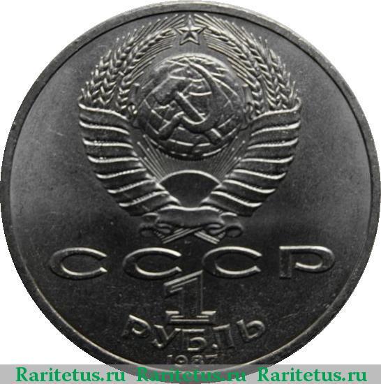 Юбилейный рубль ссср ошибки купить советские деньги бумажные