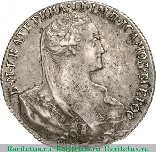 Рубль 1766 года приметы найти клад