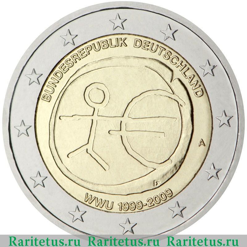 Стоимость евро в 2009 десять рублей 1991 года цена