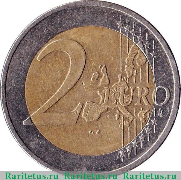Цена монет 2 евро утка на монетах серебро