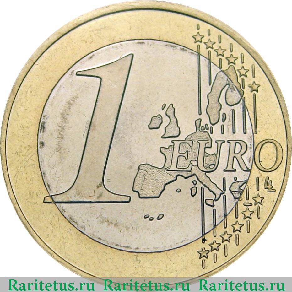 1 евро монета фото новая сотка крым