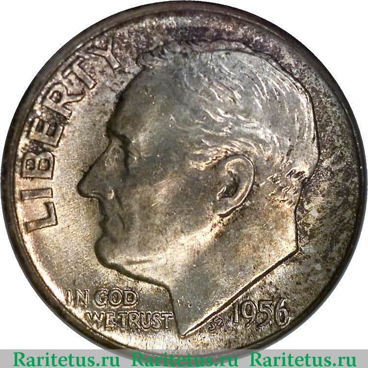 Что такое dime сколько будет 1 цент в рублях
