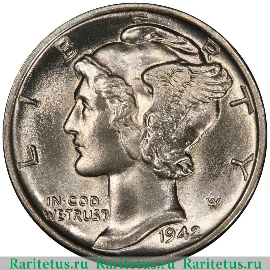 Монета 10 центов сша 4 буквы редкие монеты 2005