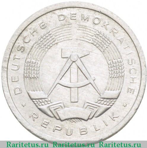 1 pfennig 1983 цена монета слава екатерины
