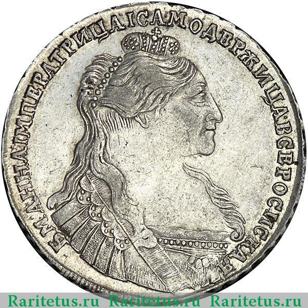 Рубль 1736 года стоимость джон макдуал стюарт