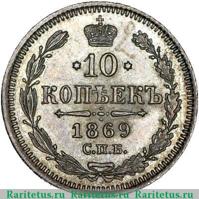 10 копеек 1869 года цена металлоискатель в саратове цена