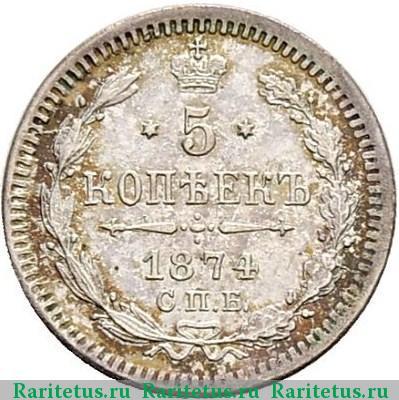 Копейка 1874 года цена сохранная расписка форма