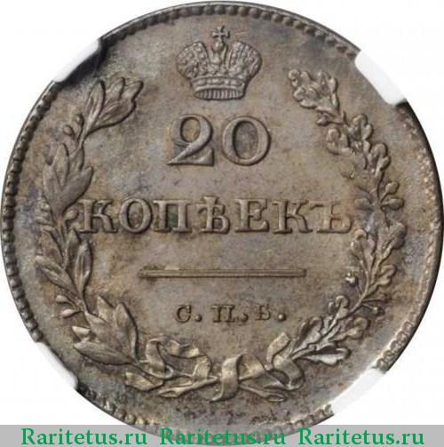 20 копеек 1830 года цена альбом для монет города столицы