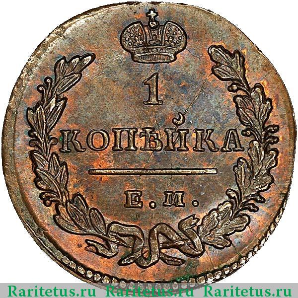 Цена 1 копейка 1829 монеты рф 2017