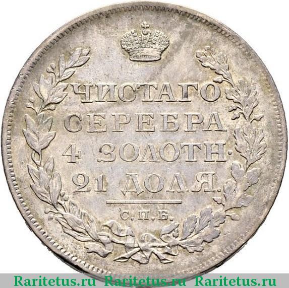 Один рубль 1812 года цена таблица оценки монет россии
