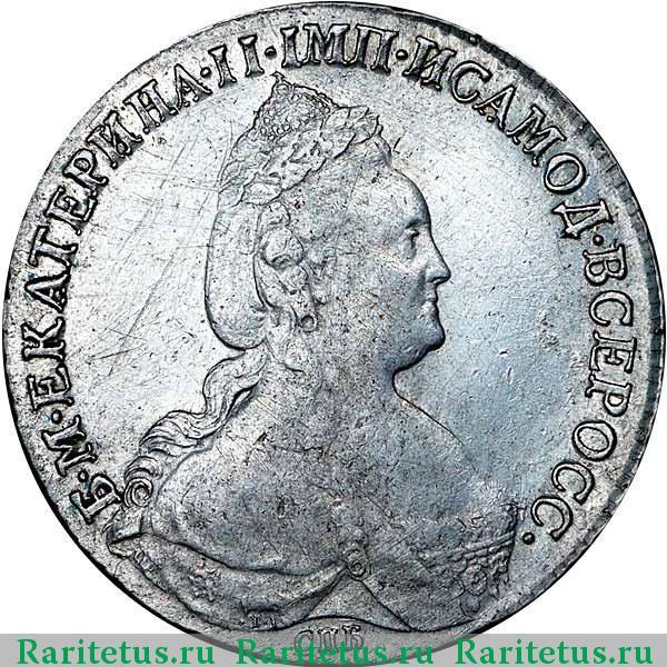 Рубль 1784 года цена серебряный рубль 1724