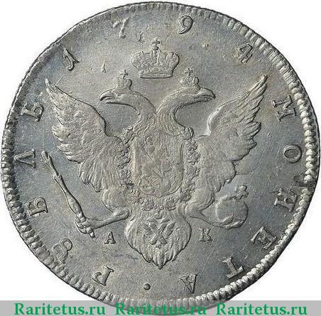 Монеты 1794 года стоимость 20 копеек 1947 года цена